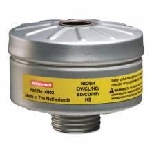 North Safety 4003 3/Bx Cart- Papr- Org Vapor/Acid Gas (4 BX)
