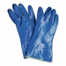 Honeywell North NK803/10 Nitri-Knit Glove Dippednitrile-Interlock Knitte (12 PR)
