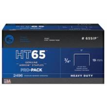 "Arrow Fastener 65SIP 06500 Ht65S 3/4"" Staple2496/Box (1 BX)"