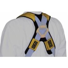 Dbi/Sala 9501207 Pad- Back- Yellow- Salaremovable