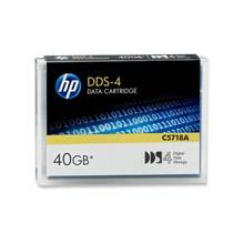 HP DAT DDS-4 Data Cartridge - DDS-4 - 20 GB (Native) / 40 GB (Compressed) - 492.13 ft Tape Length - 1 Pack