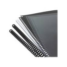 "Swingline® GBC® ProClick® The Do-It-Yourself Presentation Kit - Letter - 8 1/2"" x 11"" Sheet Size - 45 Sheet Capacity - 5/16"" Spine Width - Black, Clear - 1 / Kit"