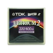 TDK LTO Ultrium 2 Data Cartridge - LTO Ultrium LTO-2 - 200GB (Native) / 400GB (Compressed)