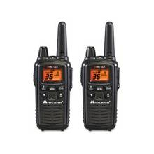 Midland LXT600VP3 Two-way Radio - 22 x GMRS/FRS, 14 - 158400 ft