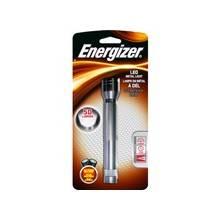 Energizer 5 LED Metal Flashlight - AA - AluminumBody - Silver