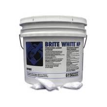 SKILCRAFT Ecolab Brite White - Non-Bleach Laundry Detergent - Powder - 250 / Carton - White