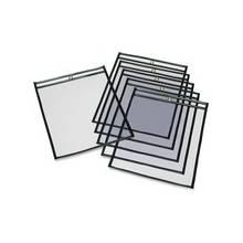 SKILCRAFT Transparent Poly Envelopes - Multipurpose - Poly - 100 / Box - Clear