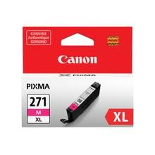 Canon CLI-271 Original Ink Cartridge - Magenta - Inkjet - High Yield - 1 / Each