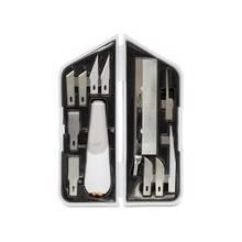 Fiskars Softgrip Utility Knife - White