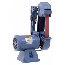 Baldor Electric 2048-151D Stationary Abrasive Beltgrinder 1-1/2Hp- 2X