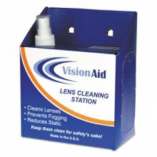 Radians 1LC382DHD Small Disposable Lens Cleaning Station W/H