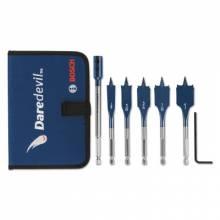 Bosch Power Tools DSBS5007P Daredevil 6 Pc Stubby Spade Set