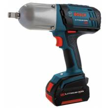 Bosch Power Tools IWHT180-01 18.0 Volt High Torque Impact Wrench W/Friction