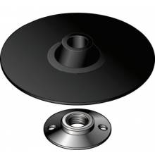 "Bosch Power Tools MG0450 4-1/2"" Rubber Backing Pad"