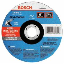 Rotozip TCW1S600 6X1/16X7/8 Tp1 Thin Cutting Disc (Bx/25) (1 EA)