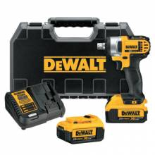 Dewalt DCF880M2 20V Max Lithium 1/2In Impact Wrench W/Hog Ring