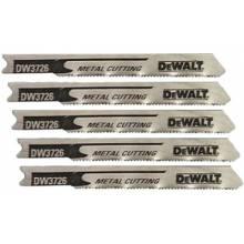 "Dewalt DW3724-5 3"" 18Tpi Med Metal Cutcobalt U-Shank J-Saw Bld (25 EA)"