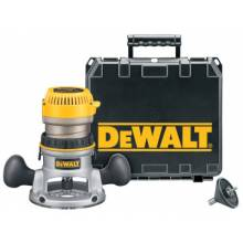 "Dewalt DW616K 1-3/4"" Fixed Base Routerkit"