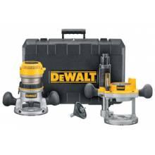 Dewalt DW616PK 1-3/4 Hp Fixed Base/Plunge Base Router Combo