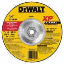 Dewalt DW8827 7In X 1/4In X 5/8In 11 Zirconia Abrasives (1 EA)