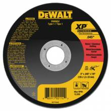 "Dewalt DW8852 5"" X .045"" X 7/8"" Xp Metal And Stainless Cutting (1 EA)"