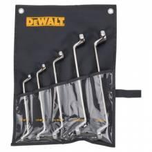 Dewalt DWMT19255 Dwmt 5Pc Sae Offset Dblbox Wr Set
