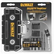 Dewalt DWMTCIR20 20 Pc Impact Ready Toughcase Set