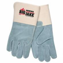 Memphis Glove 1718 Big Jake Full Leather Back X-Large 4-1 (12 PR)