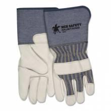 "Memphis Glove 1936M 4-1/2"" Med. Mustang Premium Grain Leath (1 PR)"