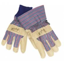 Memphis Glove 1965L Large Artic Jack Pigskinleather Palm Glove- (1 PR)
