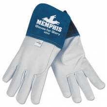 Memphis Glove 4850L Large Mig/Tig Welders Glove Gunn Pattern Sew (1 PR)