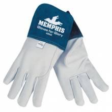 Memphis Glove 4850XXL Kid Goat Migtig W/Blue Cuff (12 PR)