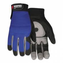 Memphis Glove 905XL X-Large Fasguard Glove Amara Leather Black Palm (12 PR)