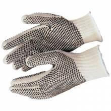 Memphis Glove 9660XSM Cot/Poly 2-S Ide Dot