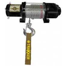 Keeper KT4000 Electric Winch- 4000 Lbs