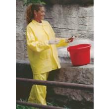 River City O503XL Zodiac- .10Mm- Single Ply Pvc- Suit 3 Pc- Yellow