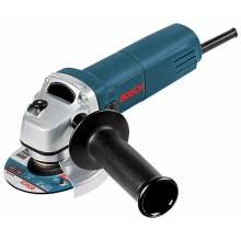 "BOSCH 1375A 4-1/2"" Angle Grinder - 6 Amp w/ Lock-on Slide Switch"