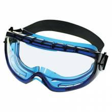 Jackson Safety 18624 Monogoggle Blue Frame Anti Fog Clr Lens 3010334