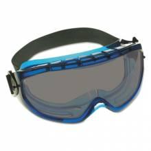 Jackson Safety 18625 Monogoggle Blue Frame Antifog Smoke Lens 3010335
