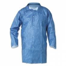 Kimberly-Clark Professional 45518 Kleenguard A60 Bl 2Xl Chemical Labcoat (1 EA)