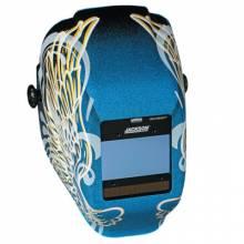Jackson Safety 46100 Insight Digital Vari Adfweld Hlt-Hlx Gold Wings