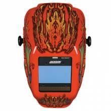 Jackson Safety 46109 Insight Digi Var Adf Weld Hlt-Hlx Flam Butterfly