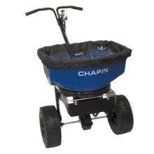 Chapin 82088B 80# Contractor Salt/Icemelt Spreader W/Baffles