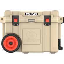 PELICAN RC 45QW ELITE COOLER TAN