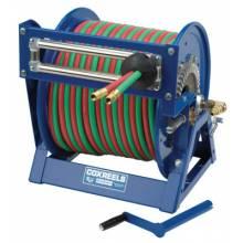 Coxreels 1275WL-3-100-C Dual Hose Hand Crank Welding Reel