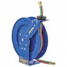 Coxreels EZ-SHWT-150 Safety Series Dual Hosespring Rewind Reel