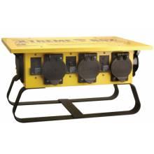 Southwire 01960 Nema 3R Rainproof 20A Locking Recep Yl Sled Base