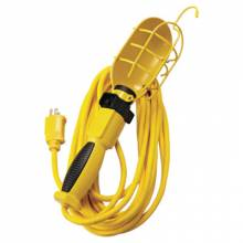 Southwire 05857 25' 16/3 Sjeo Yellow Trouble Light Grounded Co