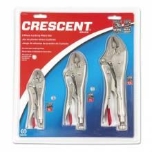 Crescent CLP3SETN Lock Plier Set-3 Piece Clp3Set
