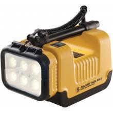 Pelican 9430 Remote Area Lighting System 6 XML HEAD GEN 3 YELLOW